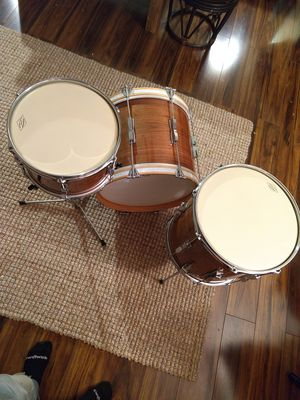 Custom bop drum set for Sale in Tampa, FL