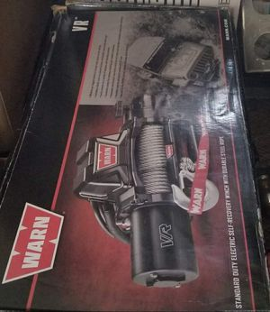 NEW Warn winch for Sale in Los Angeles, CA
