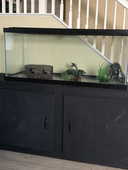 80 Gal. Tank For Reptiles Or Fish for Sale in Riverside,  CA