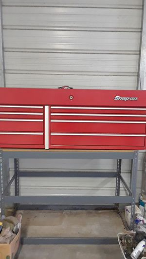 Snap on toolbox for Sale in Tampa, FL