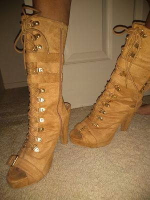 Tall Suede Women's Boots for Sale in Mesa, AZ