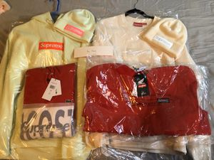 Supreme Box Logo Sweaters and other Supreme sweaters for Sale in La Puente, CA