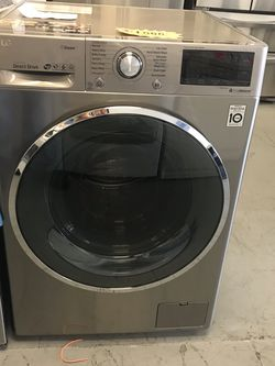 LG WASHER AND DRYER ALL IN ONE BRAND NEW OPEN BOX 2.3 Cuft for Sale in Moreno Valley,  CA