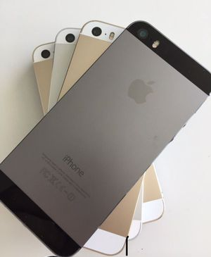 Very Good Condition Unlocked 32GB Wholesale lot of 5 iPhone 5s for Sale in North Miami Beach, FL