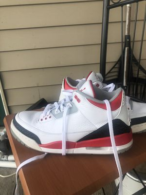 Fire Red 3's for Sale in Sterling, VA