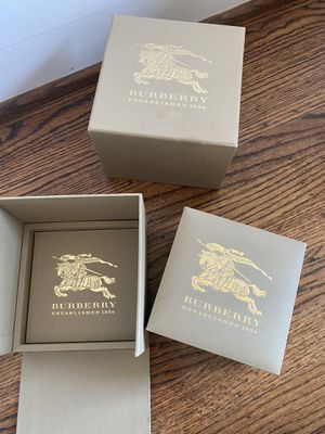 Burberry Watch box for Sale in San Jose, CA