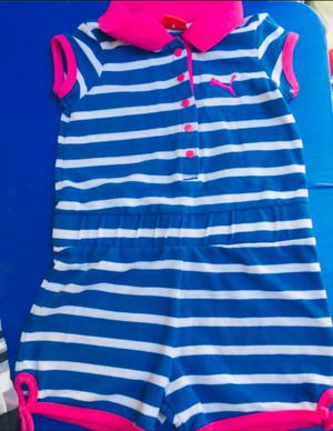 Puma Romper size 3T great condition for Sale in Downey, CA
