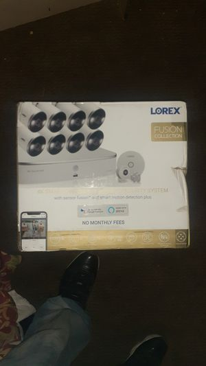 Lorex security set for Sale in UNM, NM
