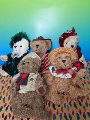 Pickford Bears 12 Inch Plush Toys for Sale in Santa Ana, CA