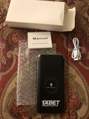 Brand new powerbank wireless charging in a box for Sale in Las Vegas, NV
