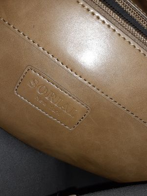 Soreal designer vegan leather tote for Sale in Amarillo, TX