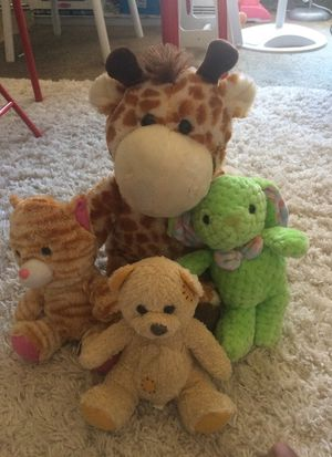 Small stuffed animal lot for Sale in Riverside, CA