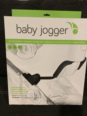 Baby Jogger - Car Seat Adapter for Sale in Lancaster, NY