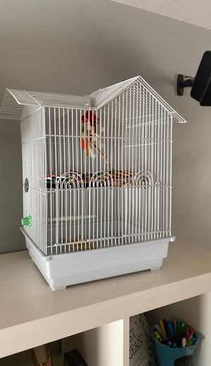 Medium bird cage for Sale in Aurora, CO