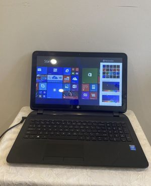 "Hp 15"" touchscreen laptop Intel for Sale in Upper Marlboro, MD"