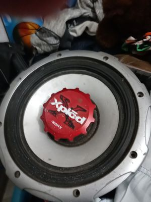 10 inch subwoofer for Sale in Anaheim, CA