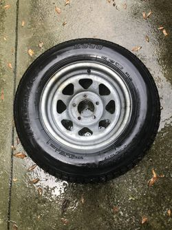 Trailer wheels & tires for Sale in Eustis,  FL