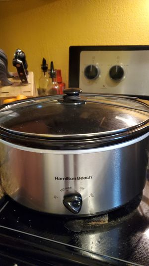 Hamilton Beach Crock Pot New! for Sale in Boca Raton, FL