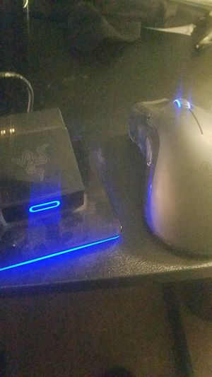 Razer Mamba Wireless Gaming Mouse with Charging Dock for Sale in Ocean Shores, WA