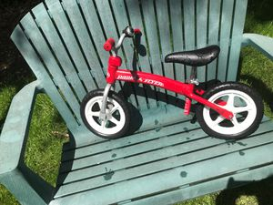 Radio Flyer Trainer bike for Sale in Westerville, OH