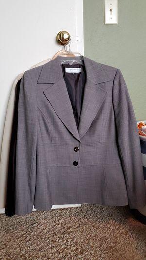 Gray suit jacket for Sale in Rancho Santa Margarita, CA