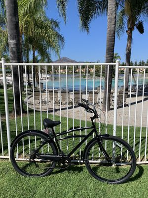 """New awesome 😎 7 speeds gears beach cruiser 29"""" tall men's bike bicycle comfortable for Sale in San Diego, CA"""