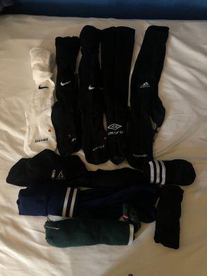 Adidas, Umbro, Nike Soccer Socks!!! for Sale in Warren, RI