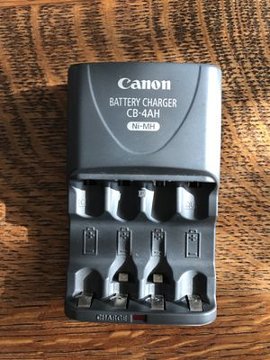Canon Battery Charger for Sale in Hughesville, PA