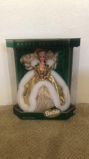 Happy Holidays Barbie 1994 for Sale in El Cerrito, CA