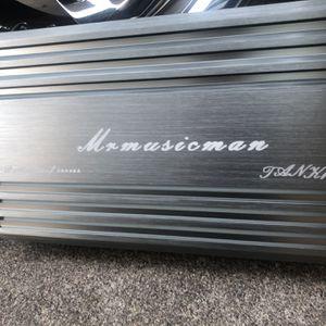 Mrmusicman BLACK FRIDAY SALE -$99 -1,000RMS AMP for Sale in Tempe, AZ