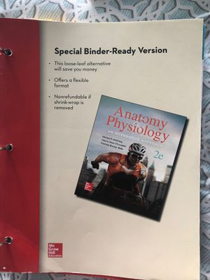 Anatomy&physiology for Sale in Springfield, VA