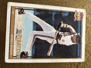 Barry Bonds Baseball Card for Sale in Estero, FL