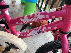 Mini mouse kids bike for Sale in Kapolei, HI