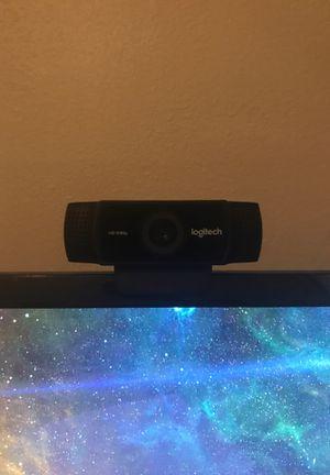 Logitech HD Pro Webcam C920 1080p for Sale in St. Petersburg, FL