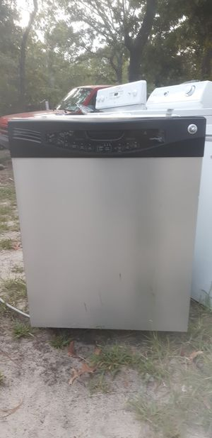 GE stainless dishwasher for Sale in West Columbia, SC