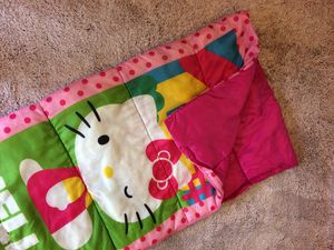 Hello Kitty Sleeping/Camping Bag for Sale in Houston, TX