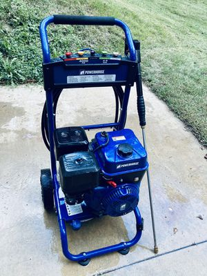 Powerhorse Gas Cold Water Pressure Washer - 4000 PSI, 4.0 GPM for Sale in Powdersville, SC