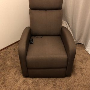 Recliner chair with massage for Sale in Portland, OR