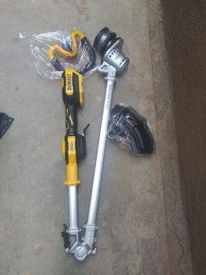 Dewalt 20v xr brushless nueva trimmer tool only for Sale in Moreno Valley, CA