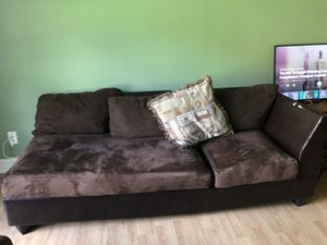 Sectional couch for free for Sale in Tampa, FL