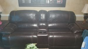 BRAND NEW Leather Couch! for Sale in Payson, UT