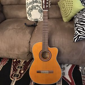 Classical Guitar .. Electric /Acoustic for Sale in Chicago, IL