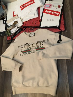 Gucci crewneck for Sale in Beverly Hills, CA
