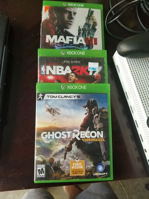 Xbox one S 500G for sale $220 cash today for Sale in Wichita, KS