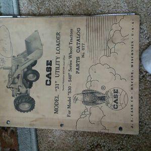 Case Manual Model 31 Loader for Sale in Valparaiso, IN
