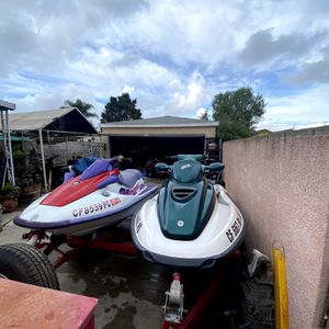 Seadoo And Kawasaki Jetskies For Sale for Sale in Torrance, CA