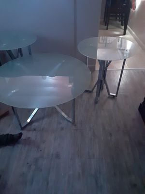 Living room tables for Sale in Stockton, CA