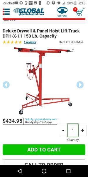 Drywall hoist for Sale in Sinton, TX