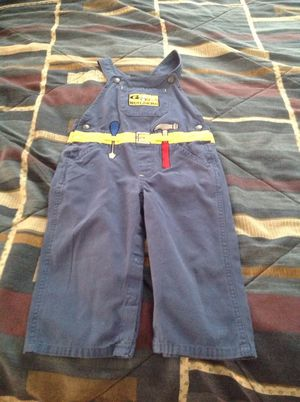 Boy overalls for Sale in Sudbury, MA