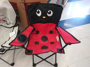 Kids Foldable Chair pick your favorite for Sale in El Monte, CA